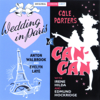 WEDDING IN PARIS / CAN CAN (SEPIA 1041)