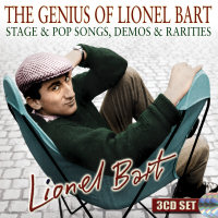 THE GENIUS OF LIONEL BART (SEPIA 1201)