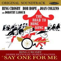 THE ROAD TO HONG KONG / SAY ONE FOR ME (SEPIA 1216)