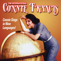 THE INTERNATIONAL CONNIE FRANCIS (SEPIA 1249)