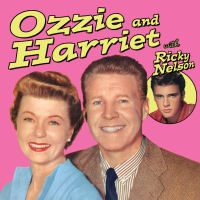 OZZIE AND HARRIET with RICKY NELSON (SEPIA 1272)