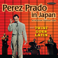 PRADO IN JAPAN / TWIST GOES LATIN (SEPIA 1277)