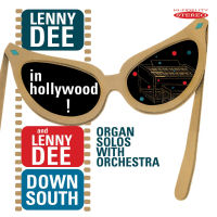 LENNY DEE IN HOLLYWOOD / LENNY DEE DOWN SOUTH (SEPIA 1324)