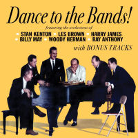 DANCE TO THE BANDS! With Bonus Tracks (SEPIA 1327)