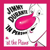 JIMMY DURANTE - IN PERSON & AT THE PIANO (SEPIA 1338)