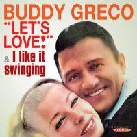 BUDDY GRECO - LET'S LOVE / I LIKE IT SWINGING (SEPIA 1344)